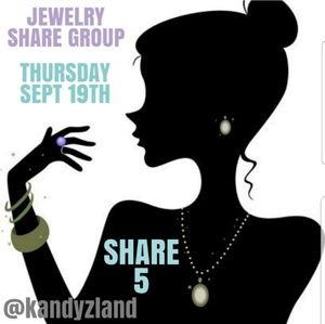 Other - Jewelry Share Group 💍📿